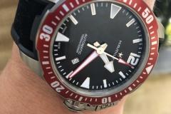 Reloj de buceo Hamilton Frogman Automatic 1000 m