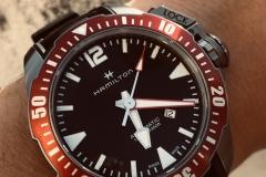 Es un reloj con alma que hace tic-tac y puedo dejarlo como herencia de mi paso por este planeta.
