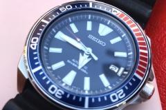 Seiko Samurai un reloj perfecto para el día a día.